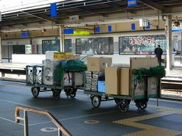 トワイライトエクスプレスの食堂車ダイナープレヤデス